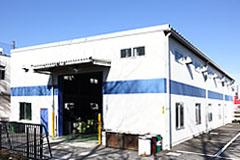 ダイカスト工場
